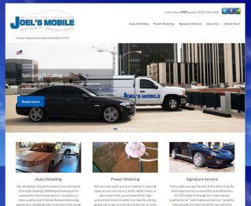 Joel's Mobile Auto Detailing